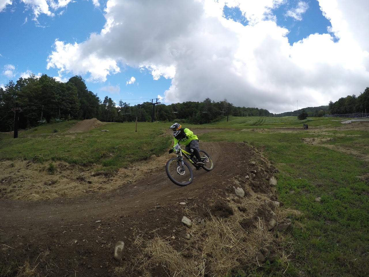 Vermont Adaptive Charity Ride Mountain Bike Session