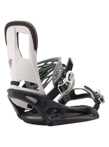 Burton CARTEL EST BLACK/WHITE Bindings 2020