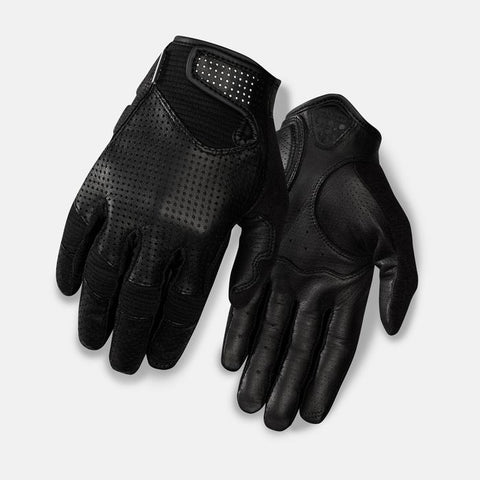 Giro LX Full Finger Glove Black