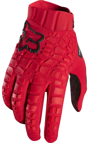 Fox Sidewinder Glove Bright Red