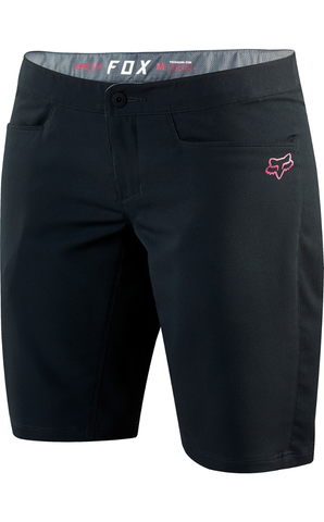 Fox Womens Ripley Short Black