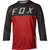 Fox Indicator 3/4 Jersey Heather Red