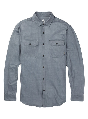 Burton M MDWT OXFORD SHRT DARK SLATE CARPENTER 2020