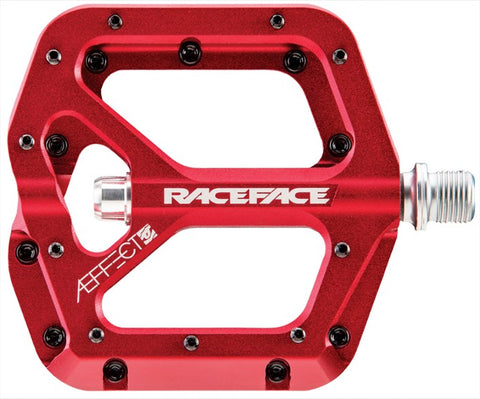 Raceface Aeffect Pedals Red