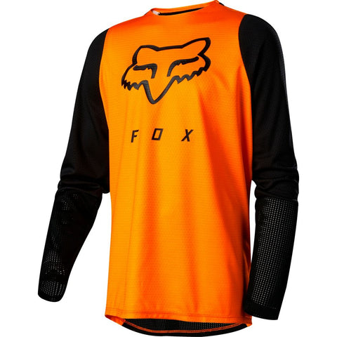 Fox YOUTH DEFEND LS JERSEY [ATMC ORG] 2019