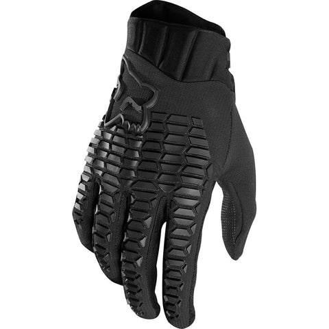 Fox DEFEND GLOVE [BLK/BLK] 2019