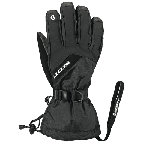 Scott Ultimate Hybrid Glove Black