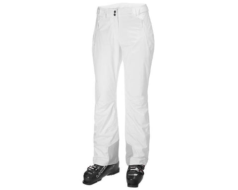Helly Hansen W Legendary Insulated Pant White