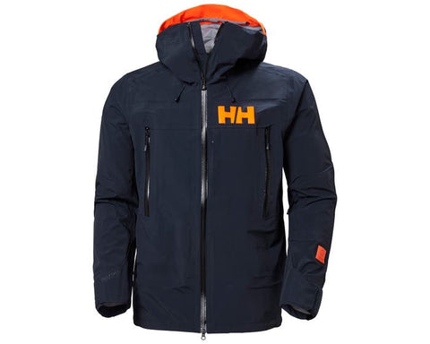 Helley Hansen Sogn Shell 2.0 Jacket Navy
