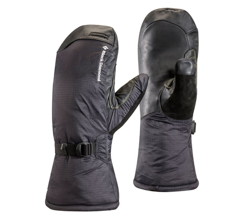 Black Diamond Super Light Mitts Black 2016