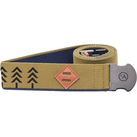 Arcade Blackwood Belt Navy Green
