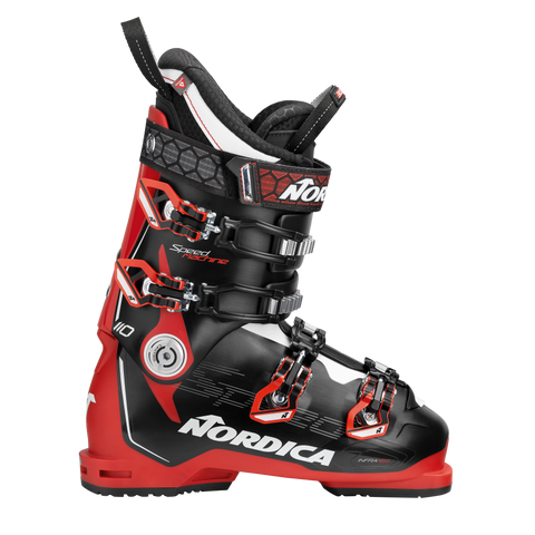 Nordica Speedmachine 110 Ski Boots Blk/Red2020