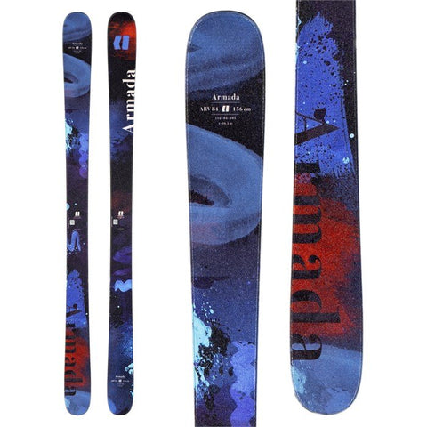 Armada ARV 84 Skis with L10 Bindings