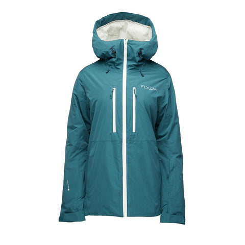 Flylow Gear Avery Jacket Spruce 2020