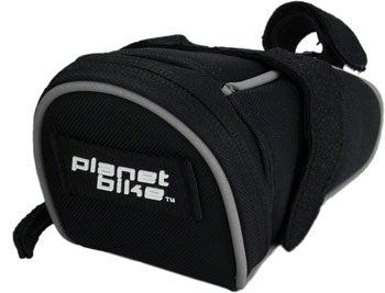 Planet Bike Little Buddy Seat Bag: Black