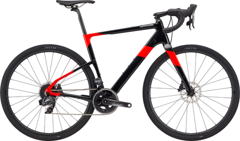 Cannondale Topstone Carbon Force E Tap 2020