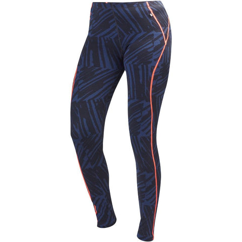 Helly Hansen Women's Warm Pant Evening Blue