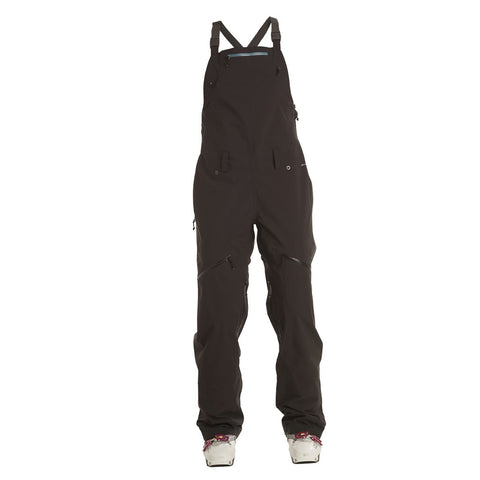 Flylow Gear Women's Foxy Bib - Black - 2019