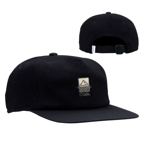 Coal The North Brim Cap Black