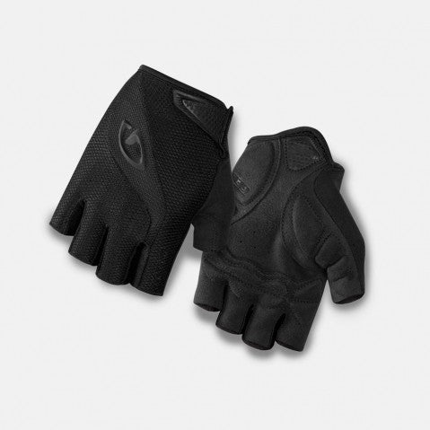GIRO BRAVO GEL GLOVE BLACK