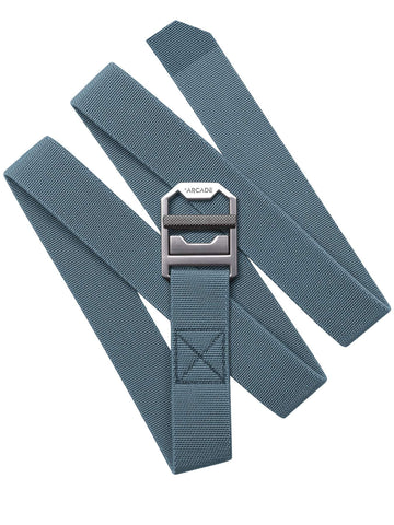 Arcade Guide Belt Slim Moody Blue