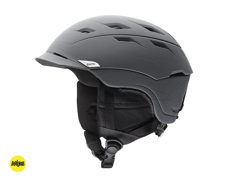 Smith Helmet VARIANCE MATTE CHARCOAL MIPS 2019