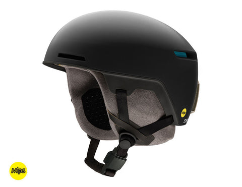 Smith Code MIPS Helmet Matte Black