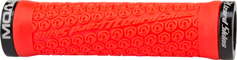 Lizard Skins Moab Lock On Grips Fire Red