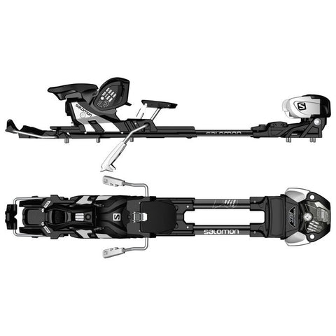 Salomon Guardian MNC 13 Alpine Touring Bindings WHT/BLK 2018