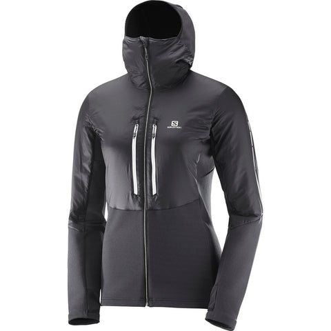 Salomon Drifter Mid Air Hoodie Women's