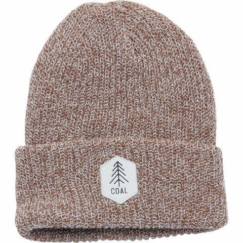 Coal The Scout Heathered Knit Cuff Beanie