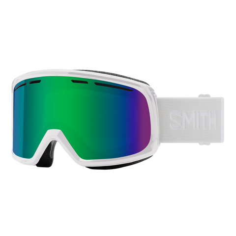 Smith Range White GREEN SOL-X MIRROR
