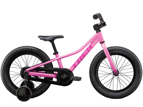"Trek Precaliber 16"" Girls Bike Pink Frosting"