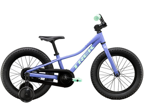 Trek Precaliber 16 Girl's Bike Ultra Violet 2020