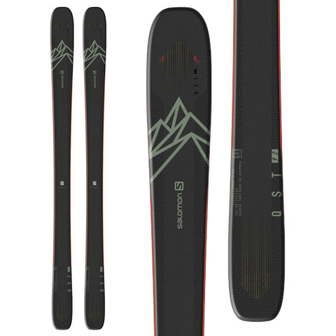 Salomon QST 92 Skis - 2021