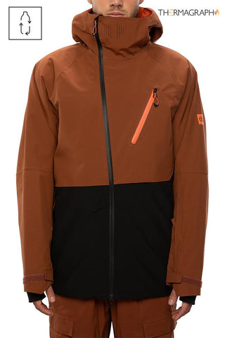 686 GLCR Hydra Thermagraph Jacket - Mens