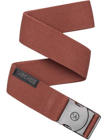 Arcade Ranger Belt Vermillion