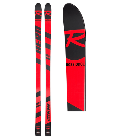Rossignol Hero Athlete Mogul Accelere Skis 2021