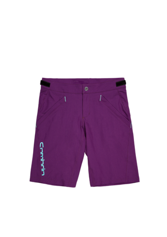 Sombrio V'al Shorts F Purple