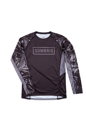 Sombrio Pursuit Jersey M Grey