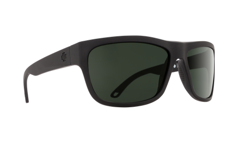 Spy Angler Matte Black - Happy Gray Green