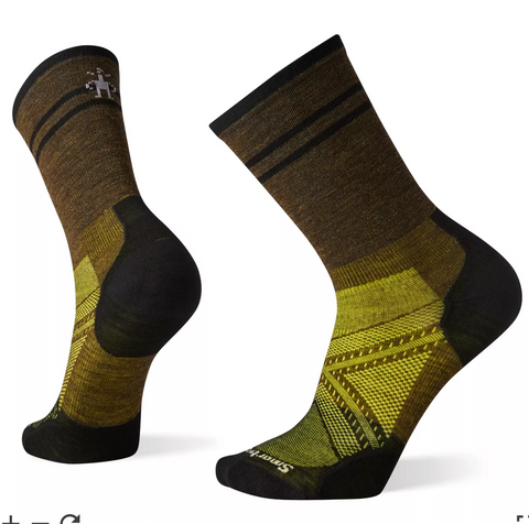 Smartwool PhD Cycle Ultra Light Crew Socks