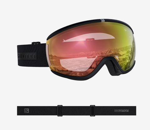 Salomon Ivy Photo Sigma Blk Goggle