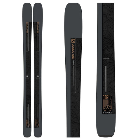 Salomon Stance 96 Skis - 2021