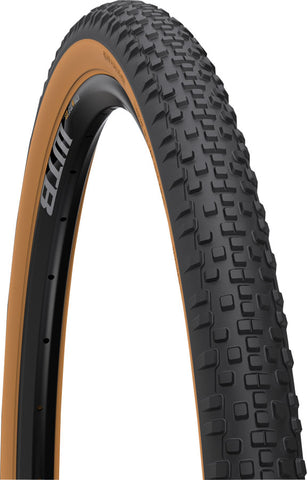 WTB Resolute TCS Light Fast Rolling Tire: 650b x 42, Folding Bead, Black N' Tan