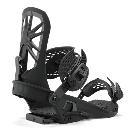 Union Explorer Bindings Black 2022