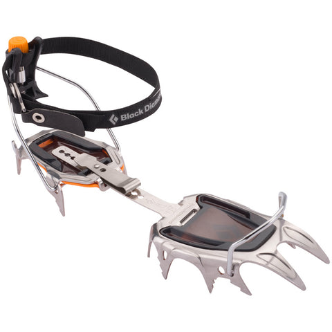 Black Diamond Sabertooth Pro Crampons