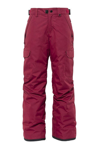 686 Infinity Cargo Insulated Pants- Boys