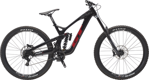 GT Fury Carbon Pro Downhill Bike 2019 DEMO