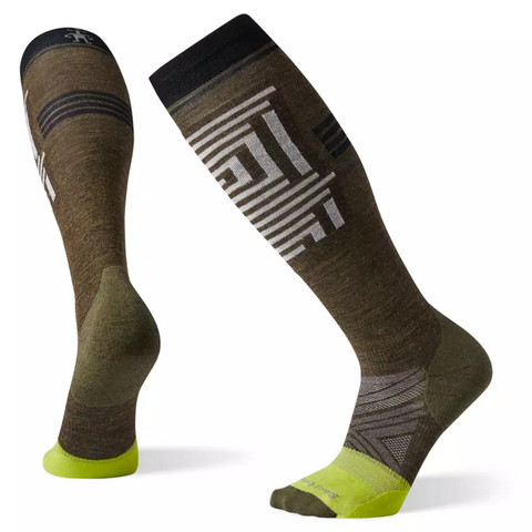 Smartwool PhD Pro Freeski/MILITARY OLIVE